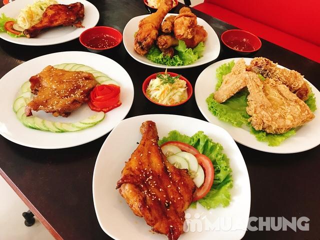 Set 6 miếng gà chiên giòn truyền thống thơm ngon tại TREND FOOD - 6