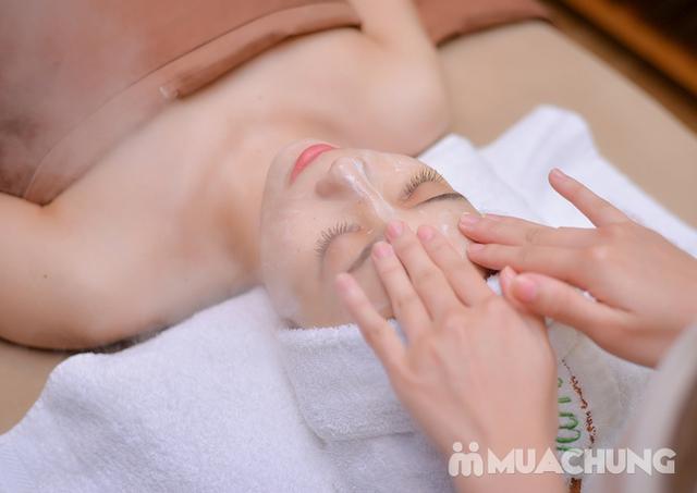 Chăm sóc da mặt hoặc Tắm trắng ngọc trai toàn thân AHA Spa - 8