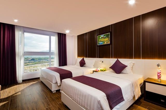 Balcony Hotel Nha Trang 3* - Nằm trên đường Trần Phú - Phòng có ban công - 2