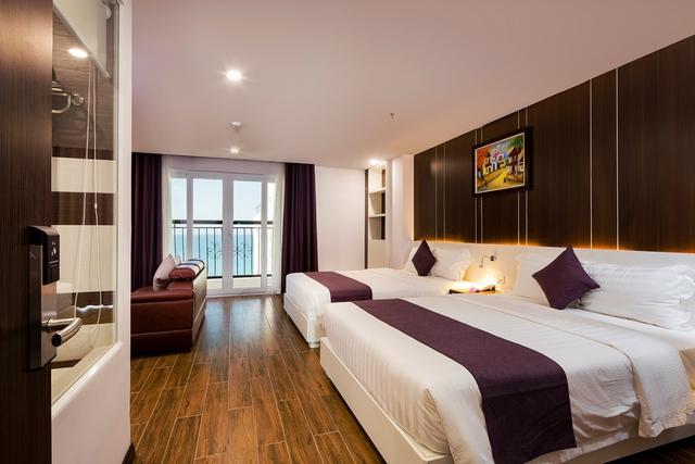 Balcony Hotel Nha Trang 3* - Nằm trên đường Trần Phú - Phòng có ban công - 5