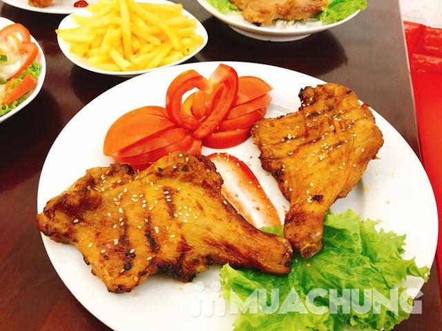 Set 6 miếng gà chiên giòn truyền thống thơm ngon tại TREND FOOD - 4