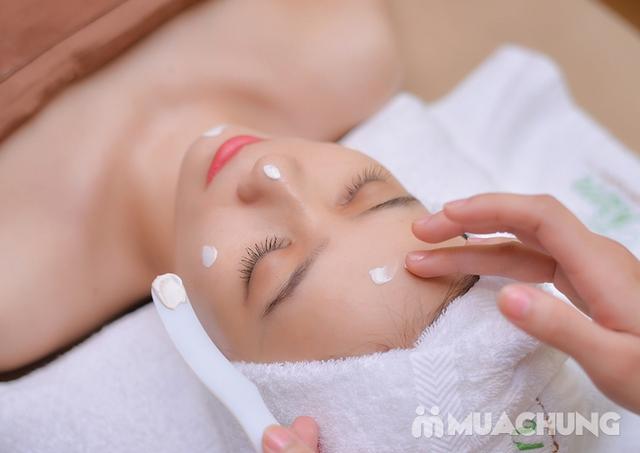 Chăm sóc da mặt hoặc Tắm trắng ngọc trai toàn thân AHA Spa - 7
