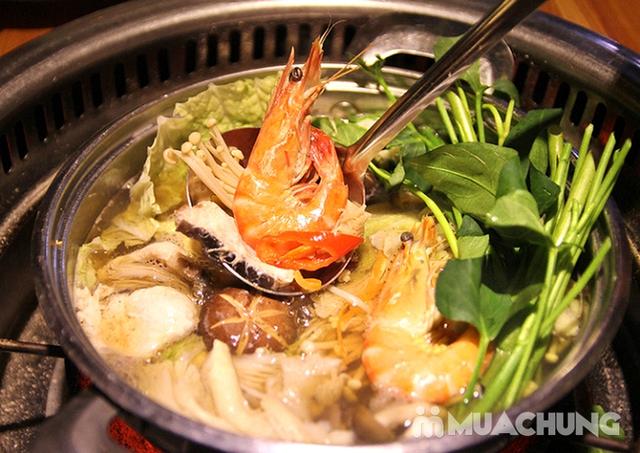 Buffet King BBQ - Vua nướng Hàn Quốc menu VIP 279k - 14