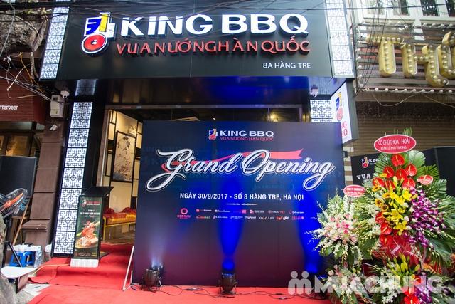 Buffet King BBQ - Vua nướng Hàn Quốc menu VIP 279k - 17