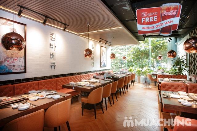 Buffet King BBQ - Vua nướng Hàn Quốc menu VIP 279k - 28