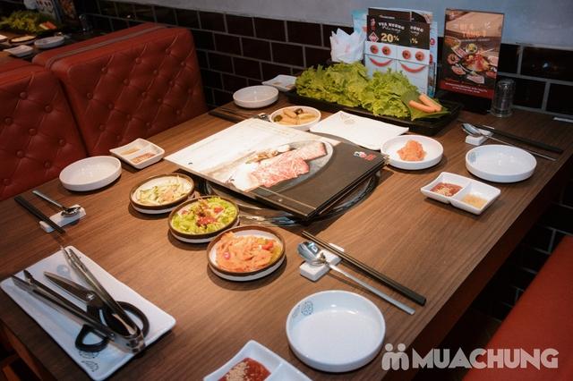 Buffet King BBQ - Vua nướng Hàn Quốc menu VIP 279k - 25
