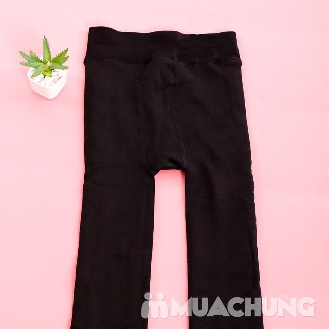 Quần nỉ lót lông ấm áp, mềm mịn - NK Hàn Quốc - 6