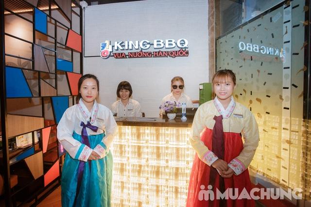 Buffet King BBQ - Vua nướng Hàn Quốc menu VIP 279k - 24