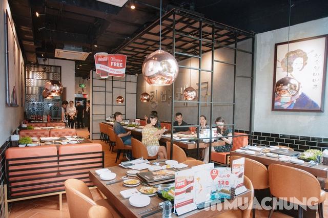 Buffet King BBQ - Vua nướng Hàn Quốc menu VIP 279k - 27