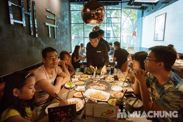 Buffet King BBQ - Vua nướng Hàn Quốc menu VIP 279k - 30
