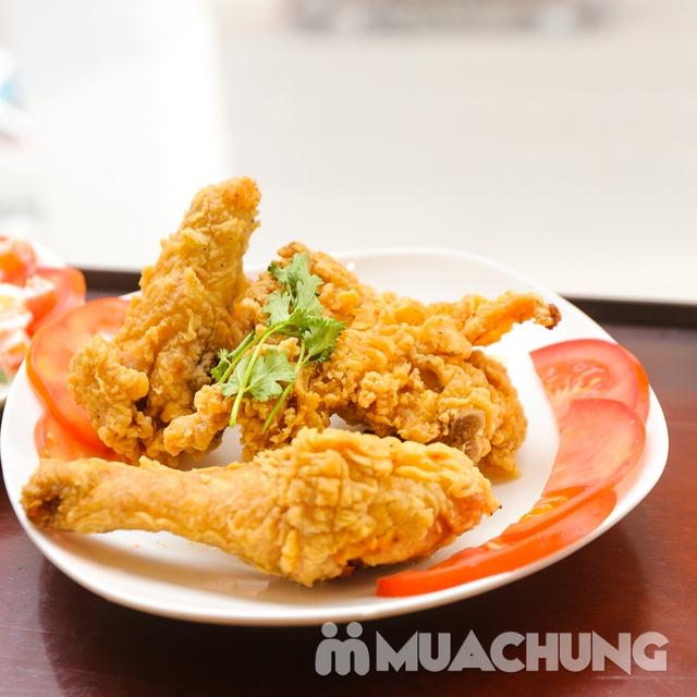 Set 3 miếng gà chiên (cay/không cay) kiểu Hàn Quốc - 4