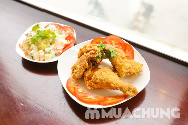 Set 3 miếng gà chiên (cay/không cay) kiểu Hàn Quốc - 10