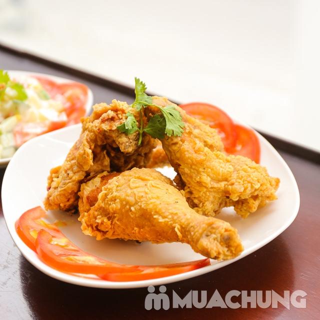 Set 3 miếng gà chiên (cay/không cay) kiểu Hàn Quốc - 3