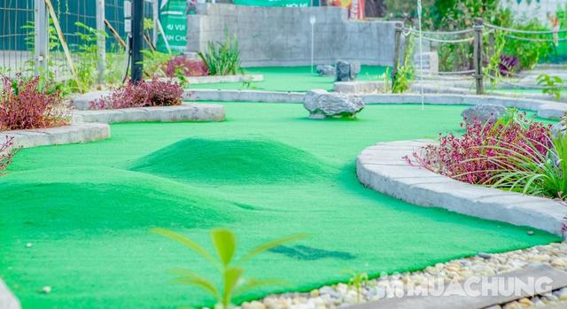 Voucher chơi gold tại Ton Mini Golf - 18 holes - 11