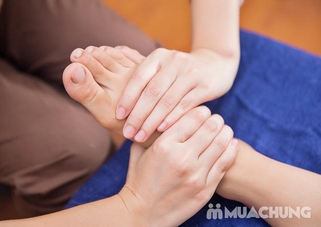 60 phút Massage Foot, đả thông kinh lạc, trị liệu đau nhức cổ, vai, gáy Thanh Hiền Luxury Spa - 8