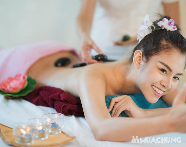Xông hơi thảo dược, tắm sục, massage body thư giãn Thanh Hiền Luxury Spa - 1