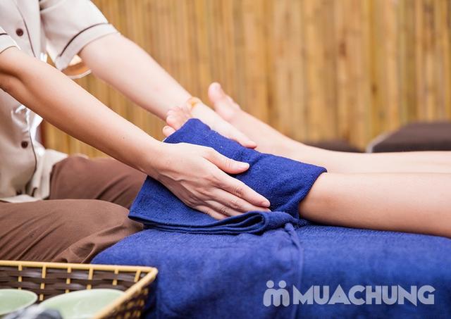 60 phút Massage Foot, đả thông kinh lạc, trị liệu đau nhức cổ, vai, gáy Thanh Hiền Luxury Spa - 7