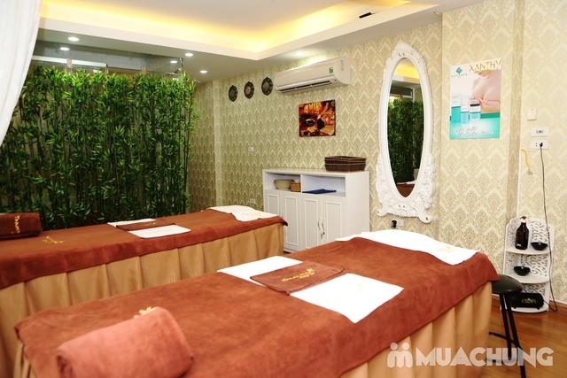 Chăm sóc da mặt collagen tươi + Massage cổ vai gáy Thanh Hiền Luxury Spa - 6