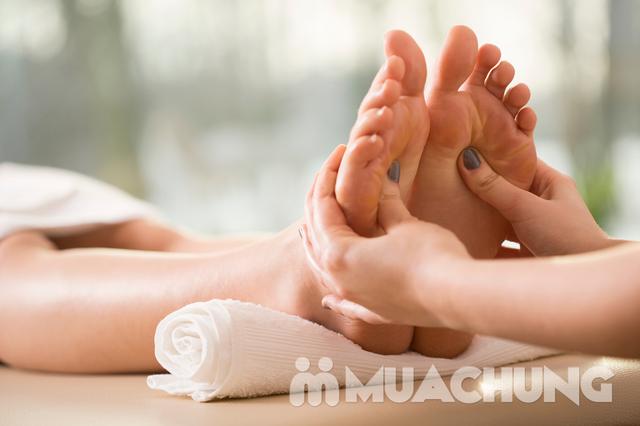 60 phút Massage Foot, đả thông kinh lạc, trị liệu đau nhức cổ, vai, gáy Thanh Hiền Luxury Spa - 10