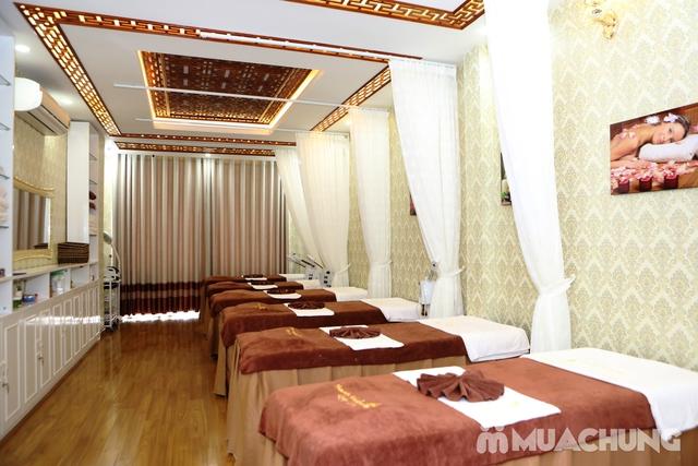Chăm sóc da mặt collagen tươi + Massage cổ vai gáy Thanh Hiền Luxury Spa - 4