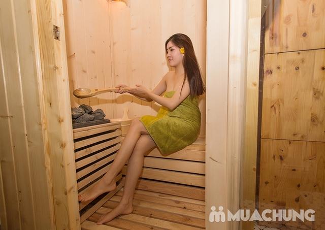 Xông hơi thảo dược, tắm sục, massage body thư giãn Thanh Hiền Luxury Spa - 6