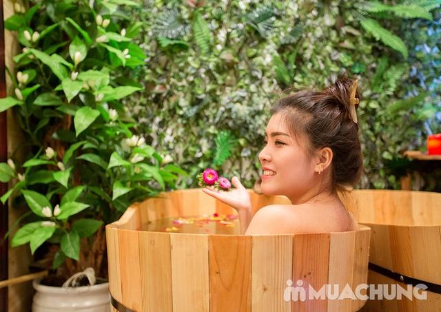 Xông hơi thảo dược, tắm sục, massage body thư giãn Thanh Hiền Luxury Spa - 7