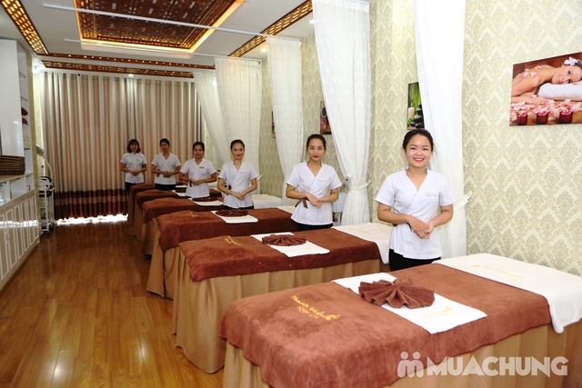 Chăm sóc da mặt collagen tươi + Massage cổ vai gáy Thanh Hiền Luxury Spa - 2