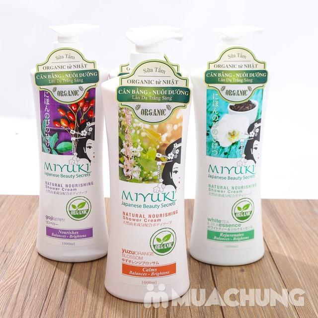 Sữa tắm MiYuki công nghệ Nhật Bản 1000ml - 10