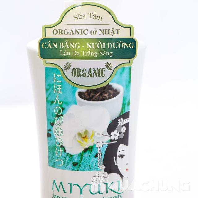 Sữa tắm MiYuki công nghệ Nhật Bản 1000ml - 12