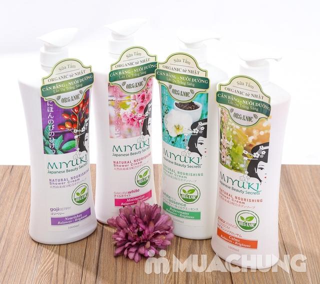 Sữa tắm MiYuki công nghệ Nhật Bản 1000ml - 7