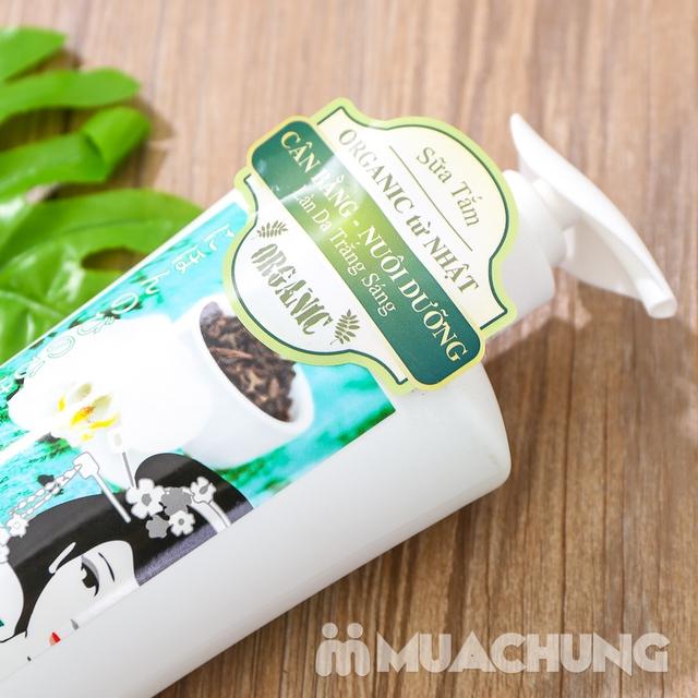 Sữa tắm MiYuki công nghệ Nhật Bản 1000ml - 13
