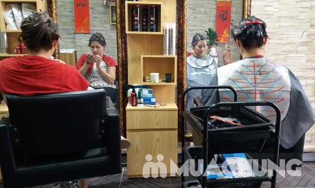 Chọn 1 trong 10 dịch vụ làm tóc- Thay đổi diện mạo - 1