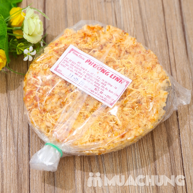 06 gói cơm cháy Phương Linh giòn ngon (80g/ gói) - 8