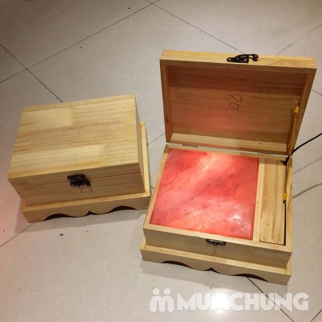 Hộp đèn đá muối massage chân Hymalaya - 7