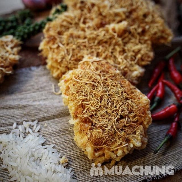 06 gói cơm cháy Phương Linh giòn ngon (80g/ gói) - 13