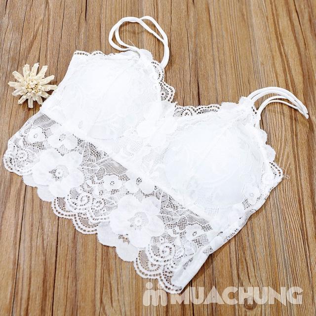Combo 2 áo bra ren 2 dây sexy - 7
