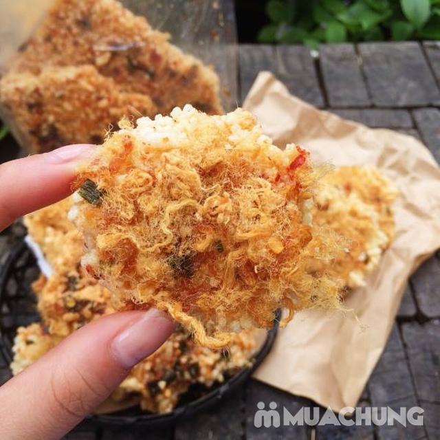 06 gói cơm cháy Phương Linh giòn ngon (80g/ gói) - 7