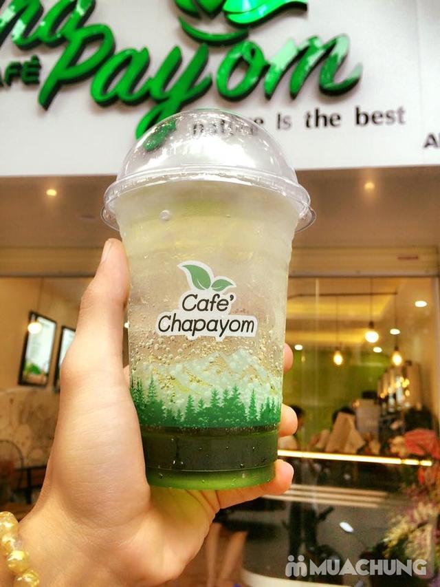 Voucher giảm giá Trà sữa Thái Lan Chapayom cực HOT - 35