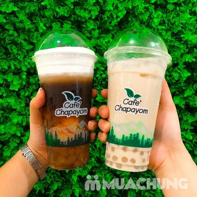 Voucher giảm giá Trà sữa Thái Lan Chapayom cực HOT - 20