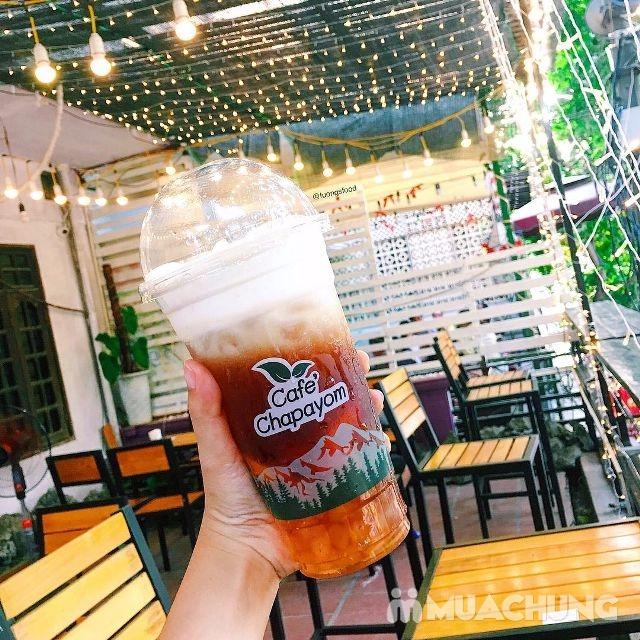 Voucher giảm giá Trà sữa Thái Lan Chapayom cực HOT - 19