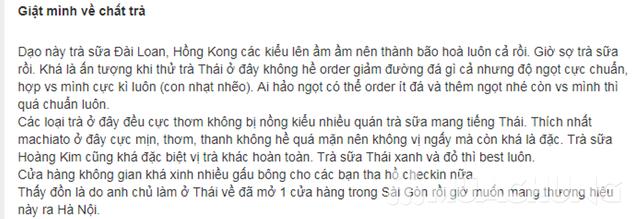Voucher giảm giá Trà sữa Thái Lan Chapayom cực HOT - 3
