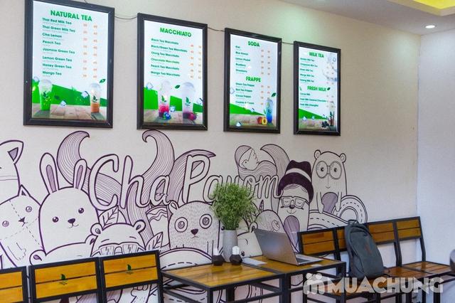 Voucher giảm giá Trà sữa Thái Lan Chapayom cực HOT - 24