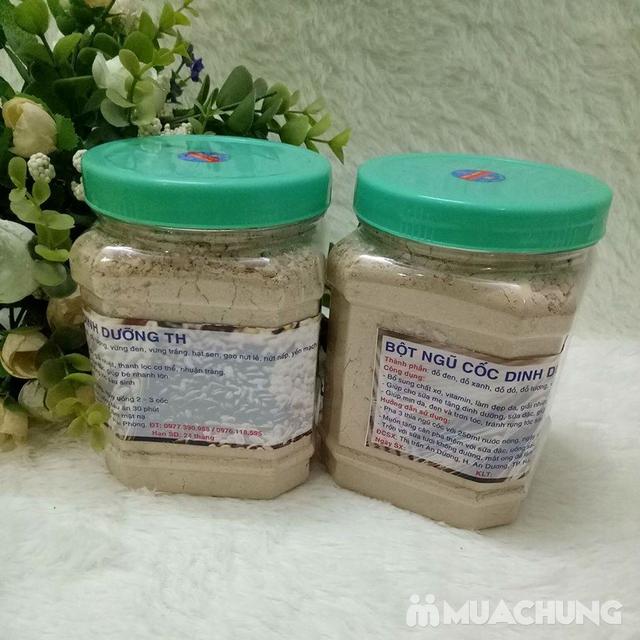 2 hộp bột ngũ cốc dinh dưỡng TH (500g/1 hộp) - 1