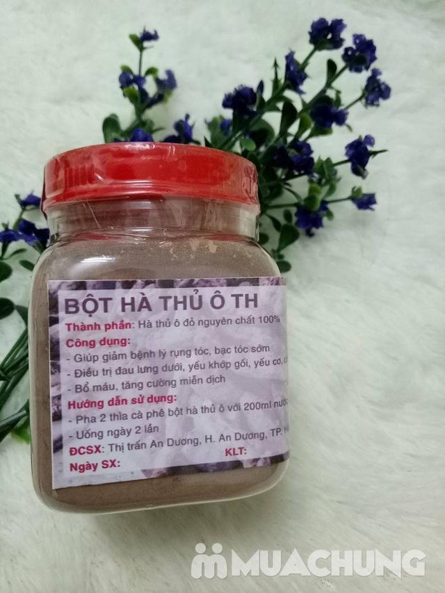 2 hộp bột hà thủ ô đỏ (100g/1 hộp) - 2