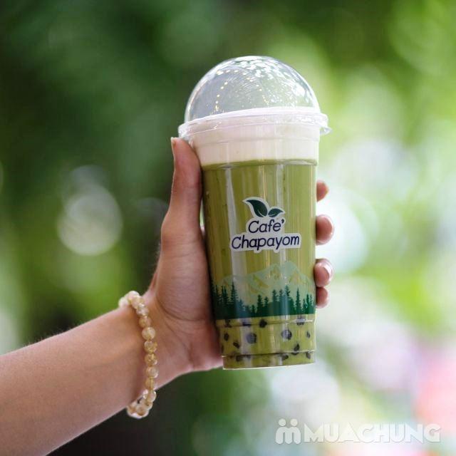 Voucher giảm giá Trà sữa Thái Lan Chapayom cực HOT - 27