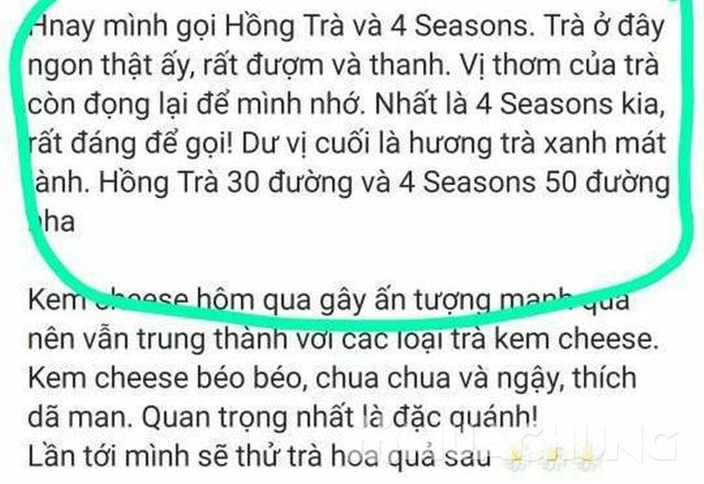 Voucher giảm giá Trà sữa Thái Lan Chapayom cực HOT - 4