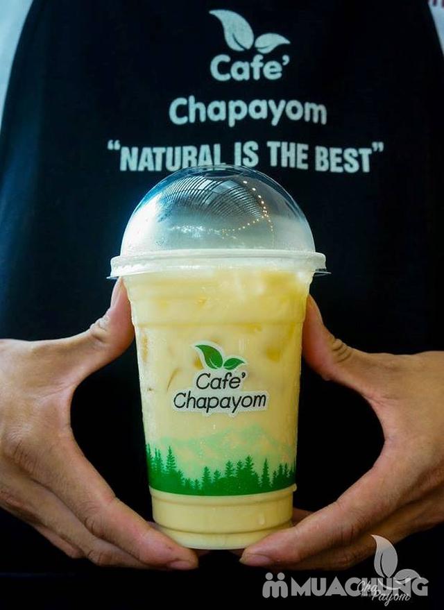 Voucher giảm giá Trà sữa Thái Lan Chapayom cực HOT - 48