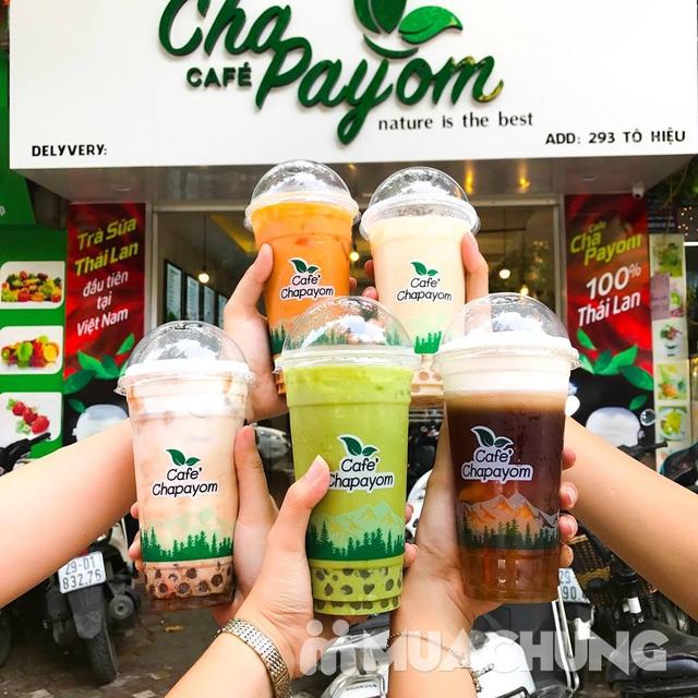 Voucher giảm giá Trà sữa Thái Lan Chapayom cực HOT - 45