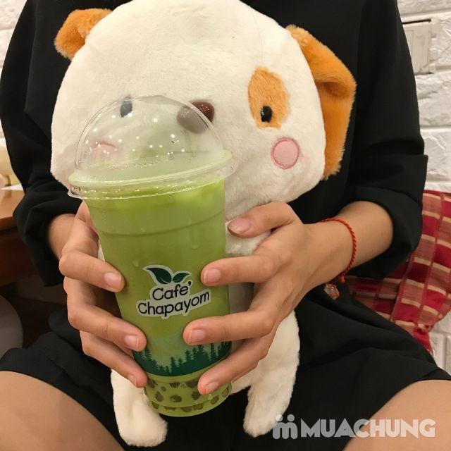 Voucher giảm giá Trà sữa Thái Lan Chapayom cực HOT - 25