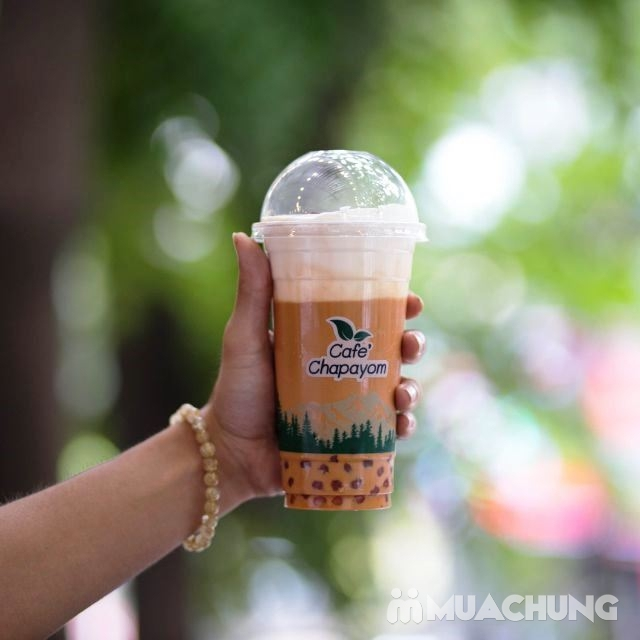 Voucher giảm giá Trà sữa Thái Lan Chapayom cực HOT - 26